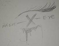 Magic Eye - Logo Design Concept Art
