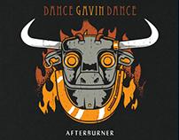 Dance Gavin Dance - Afterburner merch