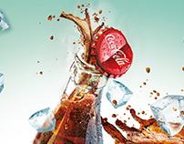 Coca-Cola Refreshment KV