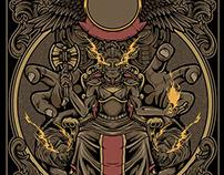 Yoruba - God Of Thunder Album Cover
