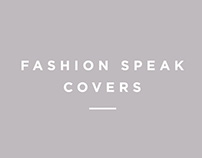 Fashion Speak Covers