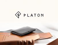 Platon – Logo & Branding Case Study