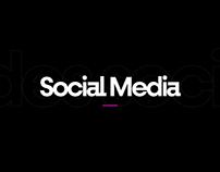 Trabalhos Social Media