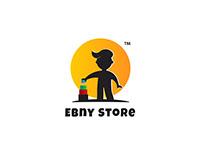 Ebny Store logo