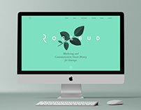 Rosebud Capital - corporate identity and web design