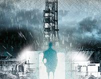 Yağmur Kıyamet Çiçeği Film Poster Design 2