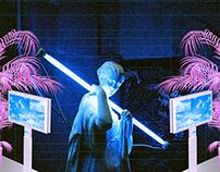 Neon Aesthetic // Vaporwave