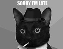 Business Noire Cat