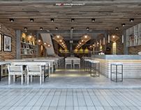 Coffee Shop_Tanjung Raya I_Pontianak