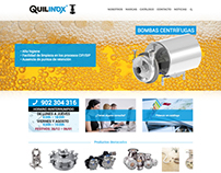 Quilinox – Web and Stationery