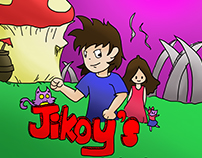 Jikoy's Wonderland Sprite Sheets
