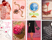 Hallmark Holiday Greeting Cards
