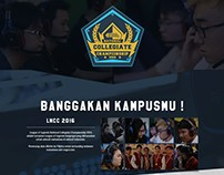 League of Legends National Collegiate Championship