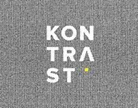 KONTRAST - seria 8 plakatów
