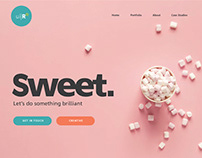 Free business website PSD, AI and XD