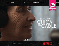 La Última Chica del Cable / Final Season Campaign