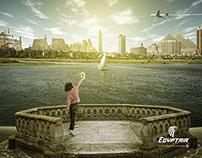 Egypt Air Ads