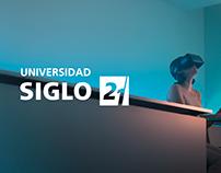 Campaña 2019 - Universidad Siglo 21.