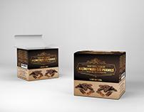 Trust Gıda Keçiboynuzu Kutu Tasarımı