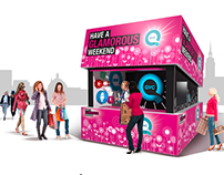 QVC street retail box
