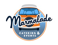 Marmalade Catering & Events logo