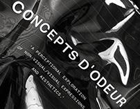 Concepts D'Odeur