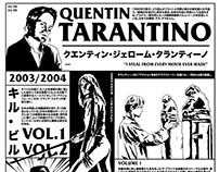 Editorial: Quentin Tarantino #1
