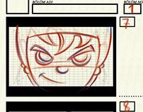 İyilikler Ajansı Storyboard