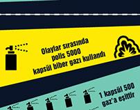 Gezi Parkı olayları.