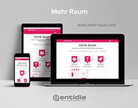 Mehr Raum Website