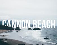 ↟Exploring Cannon Beach ↟