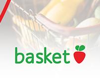 Basket - Brand Identity Development