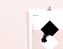Good Design Is As Little Design As Possible - Poster