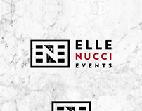 Elle Nucci Events / Logo