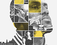 LeBron James 'Face of Cleveland'