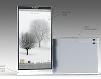 Advance Smartphone Concept – Full Transparent Antenna