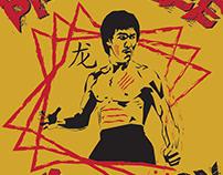 Bruce Lee / Enter the Dragon Design