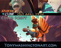 Ratchet And Clank Color Script 4
