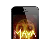 MAYA Nightclub iPhone App