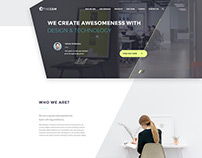 Creative Agency - Template