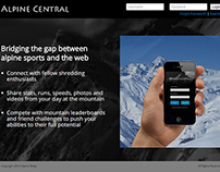 Alpine Central - Website