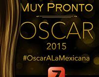 Oscar 2015 / redes sociales