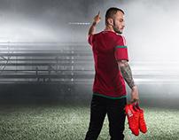 Adidas - Gergő Lovrencsics