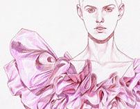 Fashion Illustration / 2017