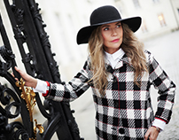 Lidia Popiel Fashion-Time