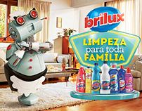 Brilux - Campanha Rosie