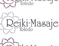 Logo Reiki Masaje Toledo