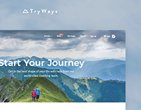 TryWays, Mountain travels