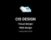 CIS DESIGN-LARGE PROJECT PLAN