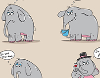 Мои слоники) My Elephants)
